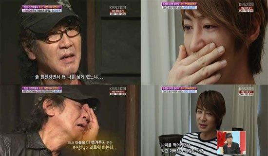 Jun Jin Shinhwa Jadi Penyanyi Demi Bertemu Ibu Kandung
