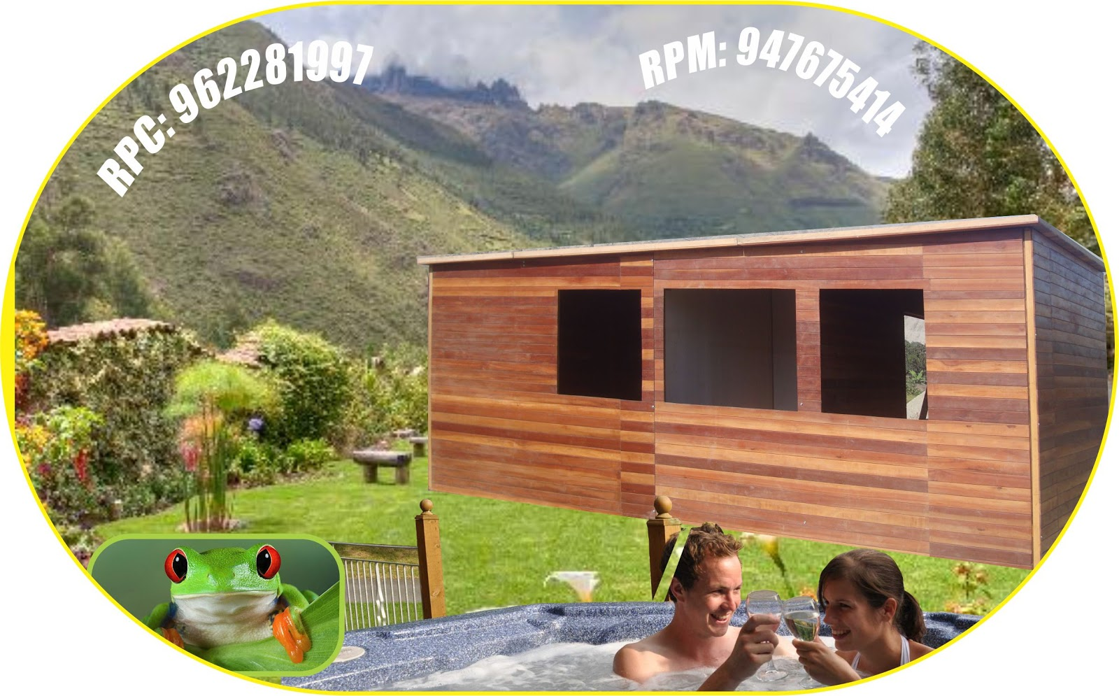 Casas prefabricadas econ micas de madera - Casa prefabricadas economicas ...