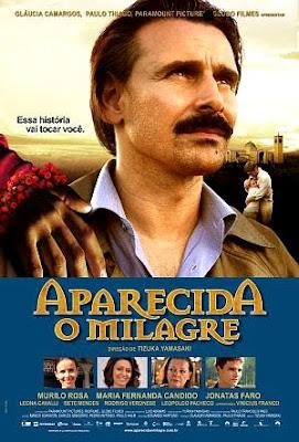 Filme Poster Aparecida - O Milagre DVDRip XviD & RMVB NAcional