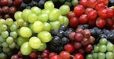 La uva sí, la uva no
