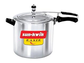 Sunkwik Pressure Cooker 10 Litres