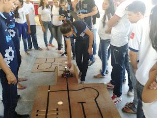 Em Picuí, Projeto Robótica Educacional realiza mostra tecnológica durante semana de cultura
