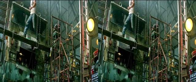 Transformers 4 3D SBS