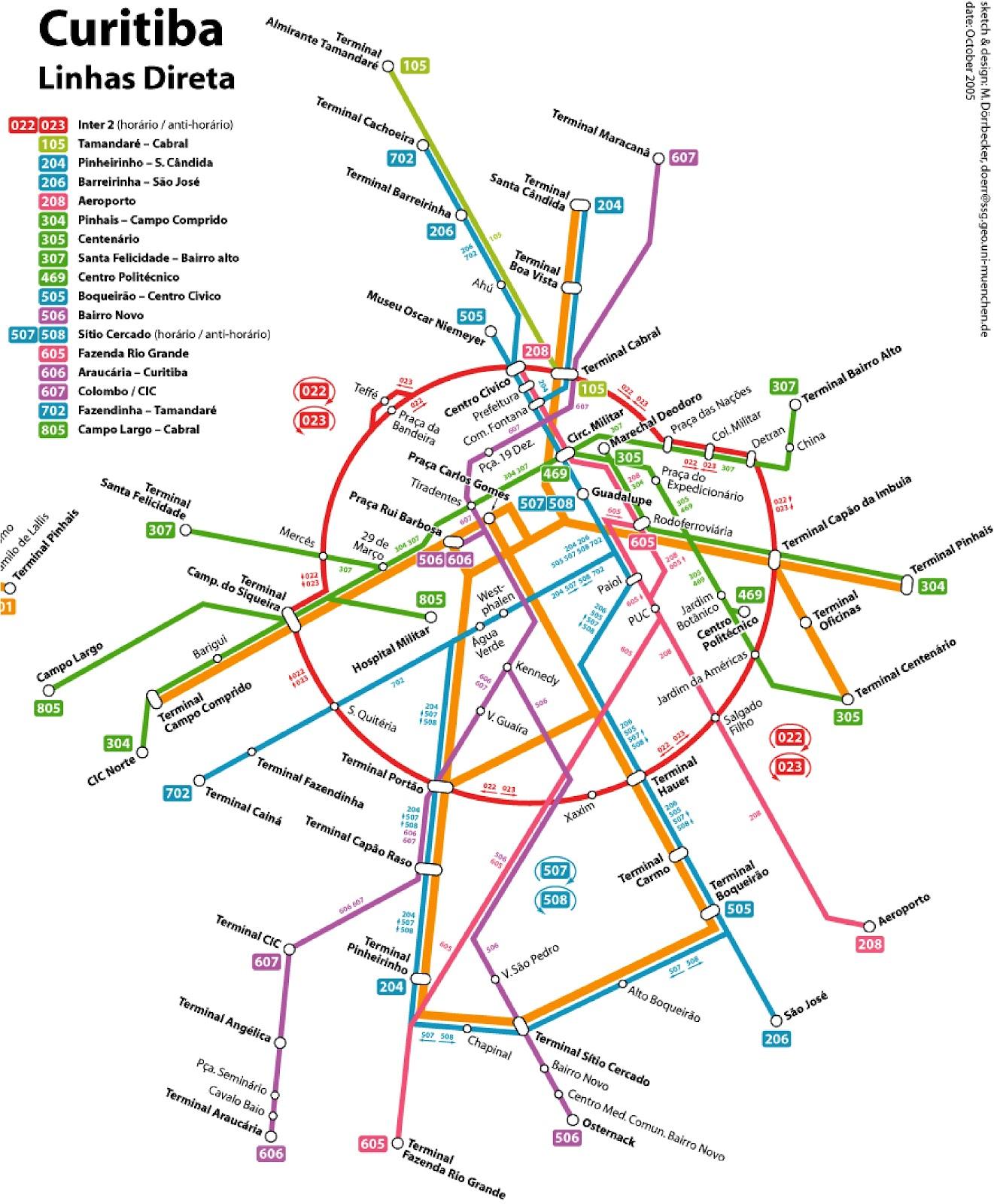 plan trans paris