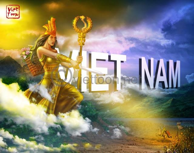 me au co Giu Nuoc 01 [Photo] Bộ ảnh lịch sử Việt Nam anh hùng