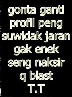 Gambar Kata kata Lucu Bahasa Jawa Di facebook