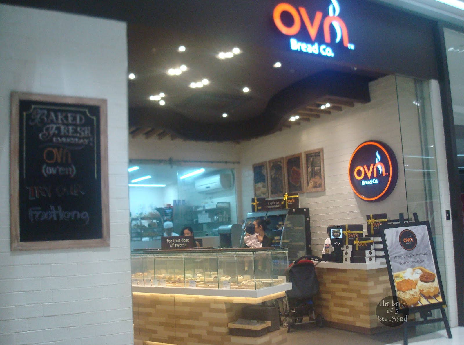 Ovn Bread Co. SM Aura