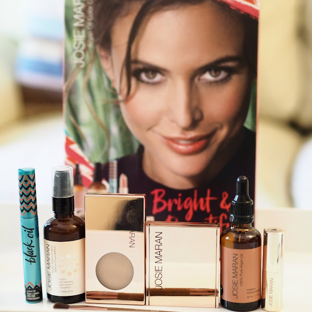 Josie Maran Bright and Beautiful Collection