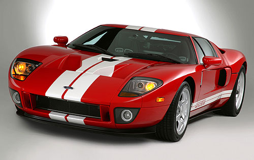 Sports Cars Ford Gt Wallpaper