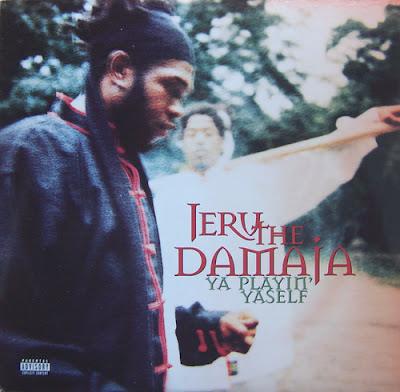 Jeru The Damaja – Ya Playin' Yaself (VLS) (1996) (320 kbps)
