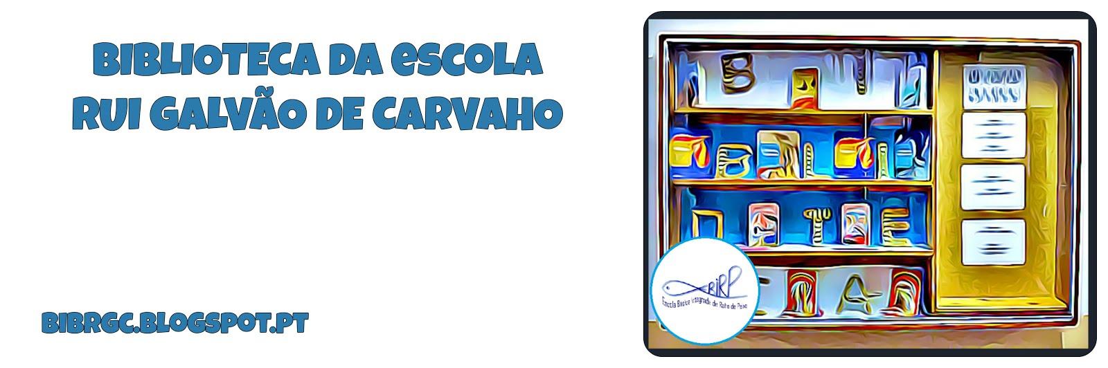 Biblioteca da Escola Rui Galvão de Carvalho