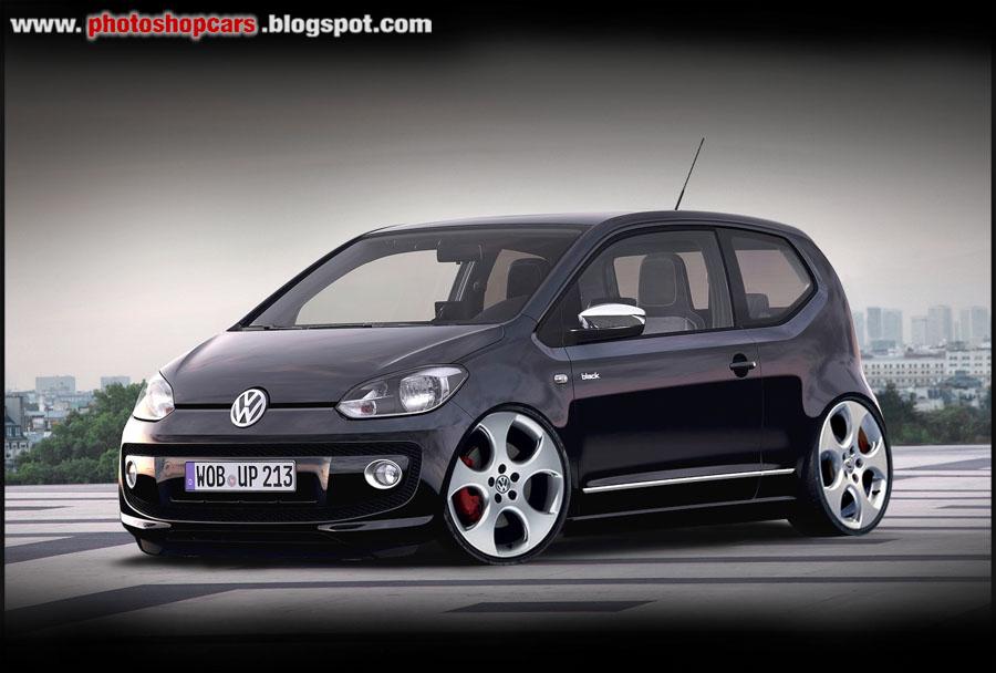 novo Volkswagen Up 2013 rebaixado