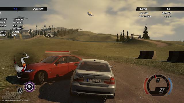 الدرس 99/ تحميل و تثبيث لعبة CrashTime5Lo لعبة سباق السيارات و الشرطة بحجم صغير+ رابط مباشر