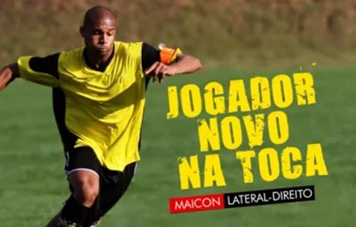 Vitória contrata lateral Maicon Silva