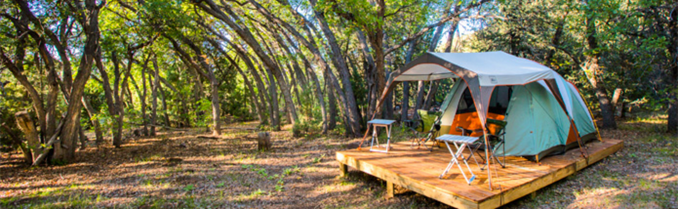 REI Signature Camping Is A Deluxe Experience Where Camp Destination Rather Than An Activity Complete With Oversized Tent For Each Couple Or