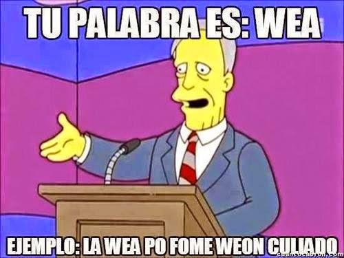 Chilenos everywhere como hablan