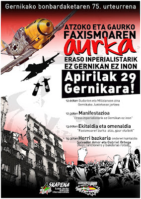 Gernika una Jornada de Memoria