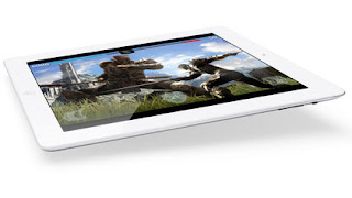 New IPad with Apple A6 processor