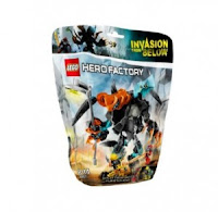 Buy Lego- Hero Factory Splitter Beast Vs. Furno & Evo at Rs. 859 : BuyToEarn