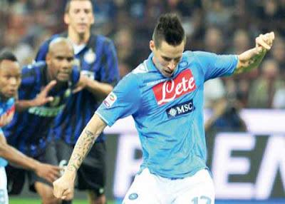 Internazionale Milan 0 - 3 Napoli (2)