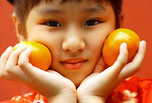 5 colori per vivere bene: giallo e arancio