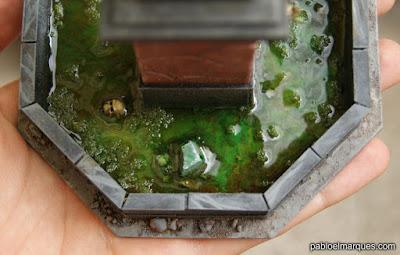 Fuente Mordheim: efecto agua