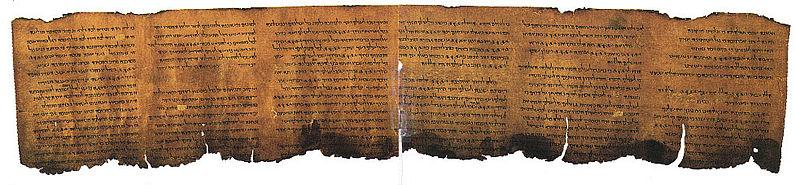 The Dead Sea Scrolls Are Largest Collection Of Ancient Biblical Manuscripts Ever Found Representing All Books Hebrew Bible Except Esther