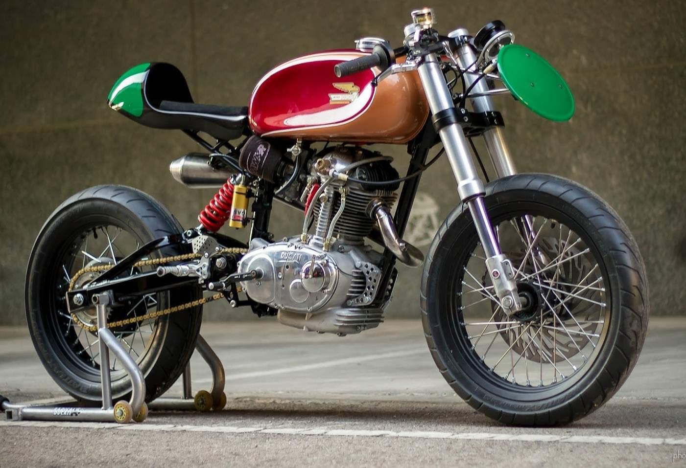 Ducati F3 By Radical