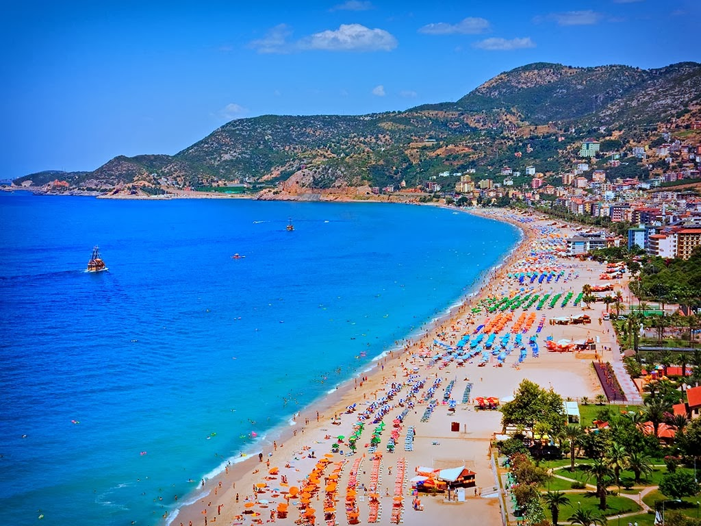 Turkey Holiday Resorts Cheap Holidays To Turkey Antalya