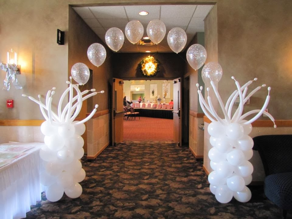 Decoracion de bodas con arcos de globos parte 3 for Budas decoracion interior