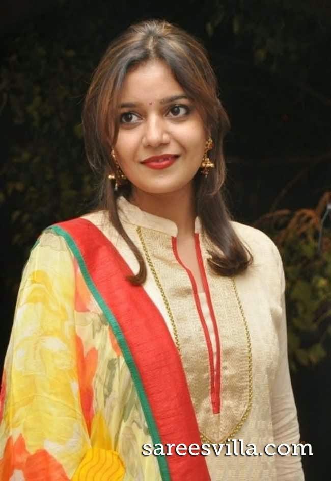 Colors Swathi at Kulfi Movie Audio Launch