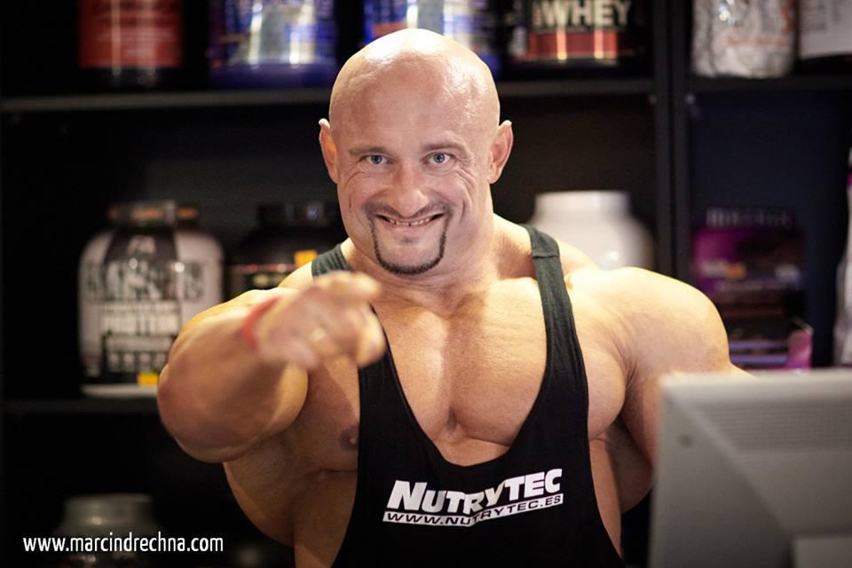 Worldwide Bodybuilders: Top Polish bodybuilder Robert