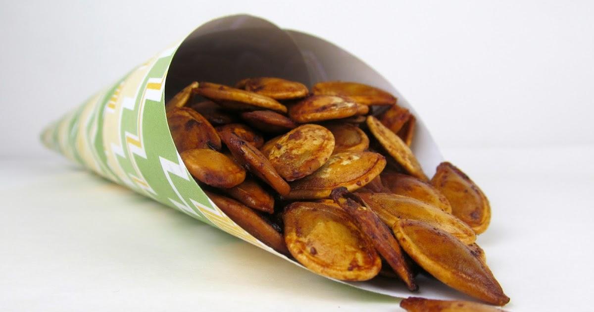 Rise and Shine: Toasted Pumpkin Seeds
