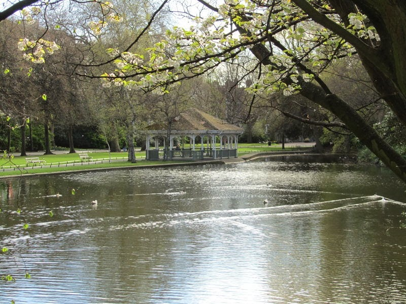 Saint Stephen's Green, Dublin