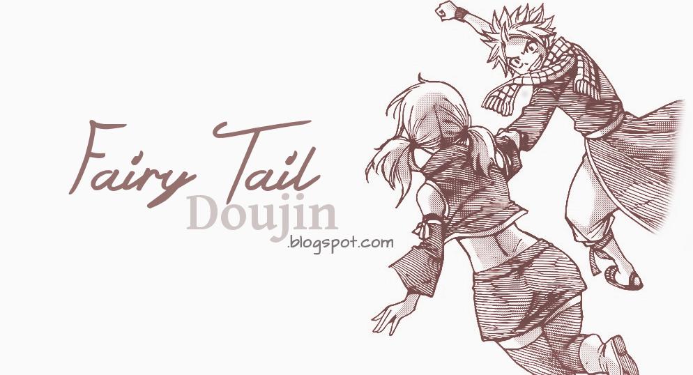 Zbiór Doujinshi'nów Fairy Tail