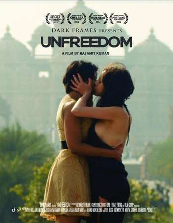 Poster Of Unfreedom 2015 English 300MB WEBRip  Watch Online Free Download Worldfree4u