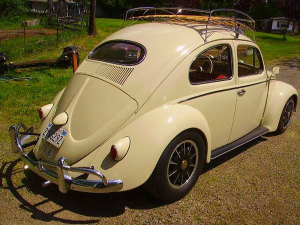 Vw Oval Window Restoration