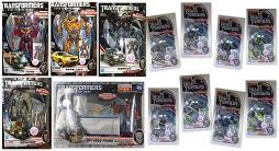 Transformers Takara DOTM Items