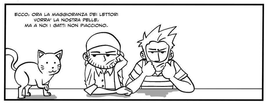 Fumetti - I gatti (Will e Raph 17)
