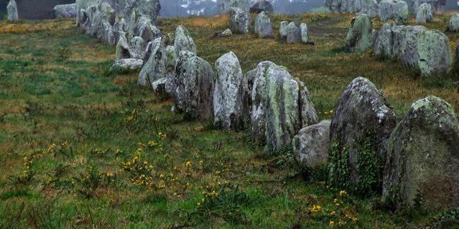 Batu Bertuah Yang Jadi Tempat Wisata