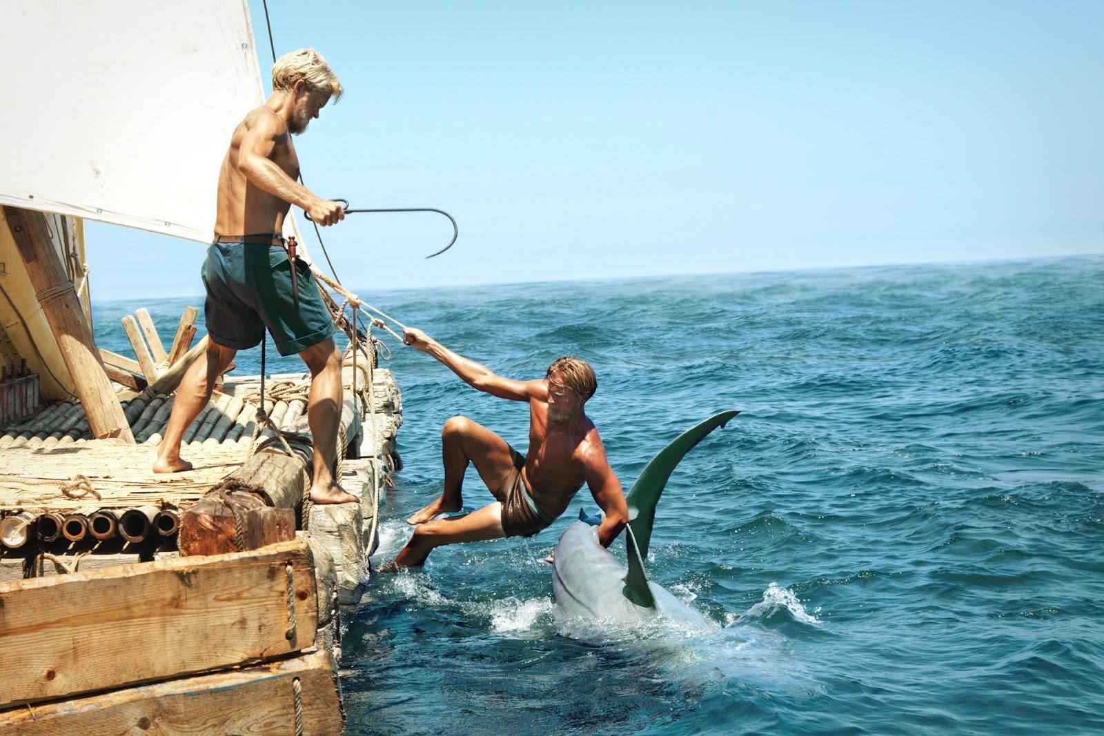 фильмы про рыбаков в океане