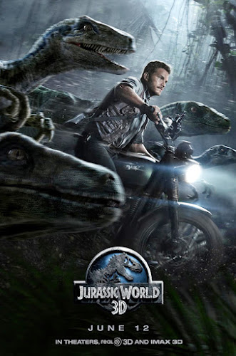 Jurassic World (BRRip 3D 1080p Dual Latino / Ingles) (2015)