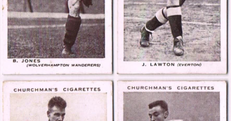 Wa Amp Ac Churchman S Association Footballers Cigarette