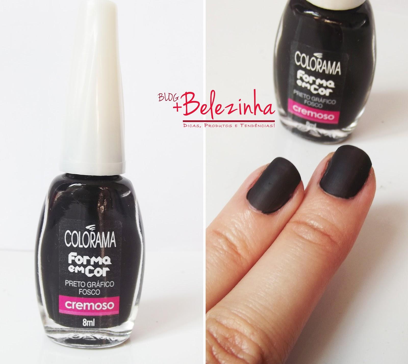 esmalte-colorama-preto-fosco