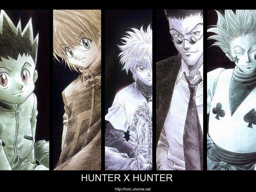 El manga m s carism tico hunter x hunter y for En hunter x hunter