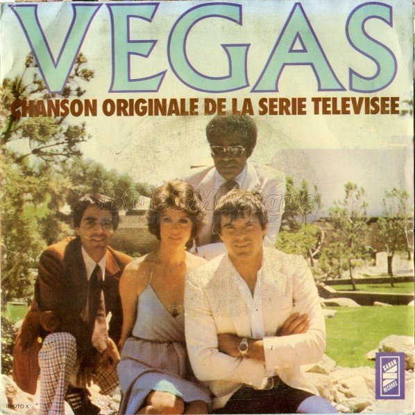 "SPECIAL  DISCO SERIES TV "" Vegas "" 1981 (  remastering )"