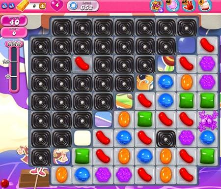 Candy Crush Saga 652