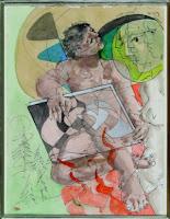 Erni, L'Ispirazione dell'artista, 2009