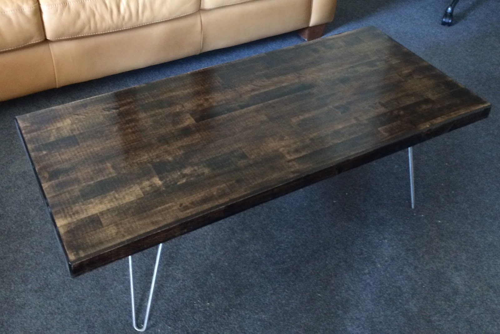joe 39 s personal blog ikea groland butcher block coffee table. Black Bedroom Furniture Sets. Home Design Ideas