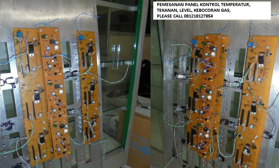 Pembuatan Panel Kontrol